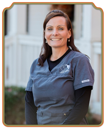 Theresa Glover, Veterinary Technician